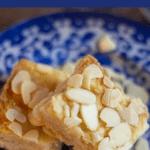 Dutch Almond Bars - Boterkoek